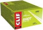 CLIF Bar Gel Box 24 x 34g zitrus  2020 Nutrition Sets & Sparpacks