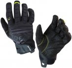 Edelrid Sticky Handschuhe schwarz S 2021 Klettersteighandschuhe, Gr. S