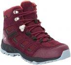 Jack Wolfskin Vojo Hike XT Texapore Mid-Cut Schuhe Damen burgundy/phantom UK 5 |