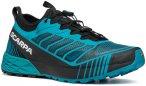 Scarpa Ribelle Run Schuhe Herren türkis/schwarz EU 43 2021 Trail Running Schuhe
