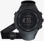 Suunto Ambit3 Peak HR GPS Outdoor Watch black  2018 Laufuhren & Brustgurte