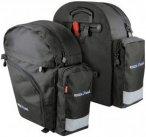 KlickFix Backpack Packtaschen schwarz  2019 Gepäckträgertaschen