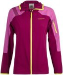 La Sportiva TX Light Jacket Women Plum/Purple S 2018 Kletterjacken, Gr. S