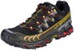 La Sportiva Ultra Raptor GTX Running Shoes Men Black/Yellow EU 43,5 2019 Trail R