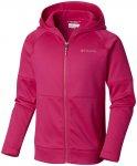 Columbia Everyday Easy Full-Zip Fleece Jacket Kinder haute pink M 2019 Fleecejac