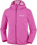 Columbia Heather Canyon Softshell Jacket Kinder haute pink heather L 2019 Softsh