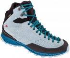 Dachstein Super Ferrata MC GTX Shoes Damen sterling-dark turquoise UK 6,5 | EU 4