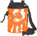 LACD Hand of Fate Chalk Bag mit Gurt orange  2021 Chalkbags