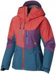 Mountain Hardwear Exposure/2 Gore-Tex Pro Jacket Damen fiery red XS 2019 Regenja