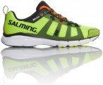Salming enRoute Shoes Men Fluo Yellow US 11 | EU 45 1/3 2018 Straßenlaufschuhe,