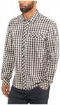 Schöffel Miesbach2 Shirt Men ebony DE 56 2018 Langarm Hemden, Gr. DE 56