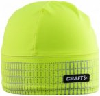 Craft Brilliant 2.0 Hat Flumino/Reflective S/M 2017 Laufmützen, Gr. S/M