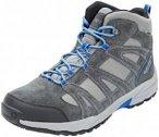 Hi-Tec Alto II Mid WP Shoes Men Charcoal/Grey/Cobalt 45 2017 Trekking- & Wanders