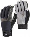 Black Diamond Arc Handschuhe schwarz/grau S 2021 Softshellhandschuhe, Gr. S