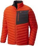 Mountain Hardwear Stretch Down Jacket Herren orange XXL 2018 Winterjacken, Gr. X