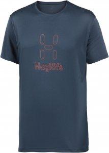 Haglöfs Glee Printshirt Herren T-Shirts XXL Normal
