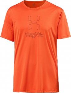 Haglöfs Glee Printshirt Herren T-Shirts M Normal