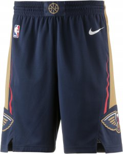 Nike NEW ORLEANS PELICANS Shorts Herren Shorts M Normal