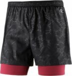 unifit Funktionsshorts Herren Laufhosen L Normal