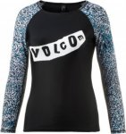 Volcom STAY TUNED Surf Shirt Damen Funktionsshirts S Normal