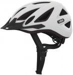 ABUS Urban-I 2.0 Helmet polar matt M   52-58cm 2019 Fahrradhelme, Gr. M   52-58c