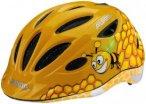 Alpina Gamma 2.0 Flash Kids Helmet honey bee 46-51cm 2018 Kinderbekleidung, Gr.