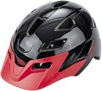 Bell Sidetrack Helmet Youth black/red Uni Size | 50-57cm 2018 Kinderbekleidung,