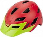 Bell Sidetrack Helmet Youth matt red Uni Size   50-57cm 2018 Kinderbekleidung, G