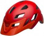 Bell Sidetrack MIPS Helmet Youth matte red/orange Unisize | 50-57cm 2019 Kinderb