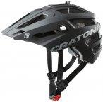Cratoni AllTrack MTB Helm black S/M | 54-58cm 2020 Fahrradhelme, Gr. S/M | 54-58