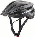 Cratoni Pacer Helmet black matt S/M | 54-58cm 2018 Fahrradhelme, Gr. S/M | 54-58