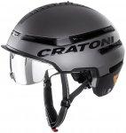 Cratoni Smartride Pedelec Helm black matte S/M | 54-58cm 2020 Fahrradhelme, Gr.