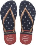 havaianas Slim Nautical Flips Women Navy/Red EU 43-44 | Brazilian 41-42 2018 Zeh
