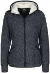 Jack Wolfskin Milton Fleecejacke Damen night blue S 2017 Fleecejacken, Gr. S