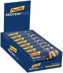 PowerBar Protein Plus 30% Riegel Box Caramel Vanilla Crisp 15 x 55g  2018 Sportn