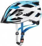 UVEX Air Wing Helmet Junior blue-white 52-57cm 2019 Kinderbekleidung, Gr. 52-57c
