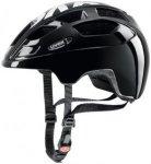 UVEX Finale Junior Helmet black-white 51-55cm 2018 Kinderbekleidung, Gr. 51-55cm