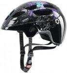 UVEX Finale Junior Helmet large purple flowers 51-55cm 2018 Fahrradhelme, Gr. 51