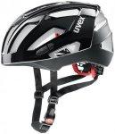 UVEX Quatro XC Helmet black 52-57cm 2018 Fahrradhelme, Gr. 52-57cm