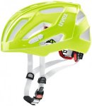 UVEX Quatro XC Helmet neon lime 52-57cm 2018 Fahrradhelme, Gr. 52-57cm