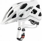 UVEX Stivo CC Helmet white matt 52-57cm 2018 Fahrradhelme, Gr. 52-57cm