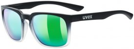 UVEX LGL 35 Colorvision Lifestyle Glasses black matt clear/daily green  2018 Sonnenbrillen