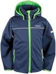 Kamik Jarvis Softshell Jacket Kids Peacoat 116 2018 Softshelljacken, Gr. 116