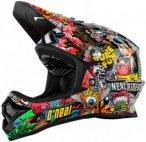 O'Neal Backflip RL2 Evo Helmet Kinder crank black/multi M | 48-50cm 2019 Fahrrad