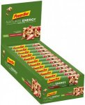 PowerBar Natural Energy Cereal Riegel Box Strawberry-Cranberry 24 x 40g  2018 Sp