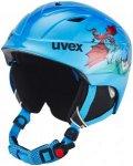 UVEX Airwing 2 Pro Helmet Blue Dragon 48-52 2017 Ski- & Snowboardhelme, Gr. 48-5