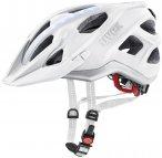 UVEX City Light Helm weiß 52-57cm 2021 Fahrradhelme, Gr. 52-57cm