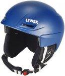 UVEX Jimm Helmet Navyblue Mat 52-55 2017 Ski- & Snowboardhelme, Gr. 52-55