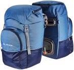 VAUDE Road Master Vorderradtasche blau  2020 Gepäckträgertaschen