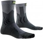 X-Socks Bike Race Socks charcoal/arctic white EU 35-38 2019 Socken, Gr. EU 35-38